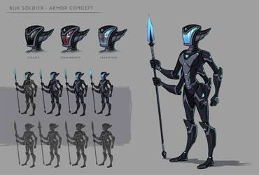 Blik Armor Concept by UrnamBOT