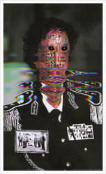 Lese Majeste - no. 3 - Gaddafi by TheQine