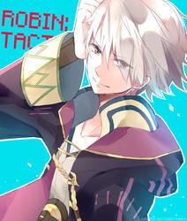 Robin: Tactician by camiruchi