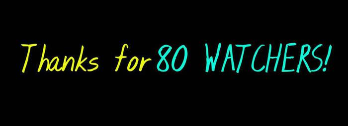 80 Watcher Special! by monhamdmuaed33