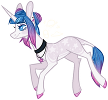 Pixel Pony Auction (CLOSED) by sararini