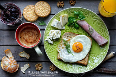 Breakfast by MirageGourmand