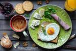 Breakfast by MirageGourmand