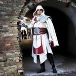 Ezio Auditore: Assassin's Creed Brotherhood by Dibaman