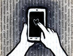 Love on the Phone by Hanna-Pirita
