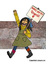 March - FEMINISM! by Hanna-Pirita