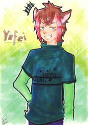 Inspiration Hero Yufei by susu-chan