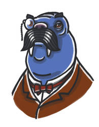 Monocle by GrayGinther