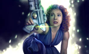 River Song by aliceazzo