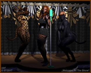 Welcome To The Show by xlef