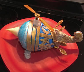 Thopter cake by melell
