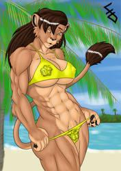 Bikini Risew by adagadeprata