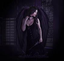 Dark Angel by PixelatedDream