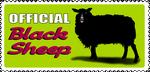 black sheep stamp by QuicheLoraine