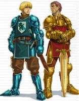 Final Fantasy Tactics by santivill