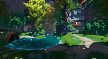 Eidetus Jungle by Farkwhad