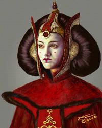 Queen Amidala by SeeminglyCaptivating