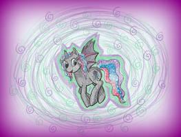 Lollipop Swirl by onepurplepanda