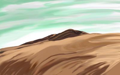 Dunes by HarryBillyBobGeorge