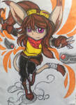 Ready for Action! by Jazz-The-Yordle
