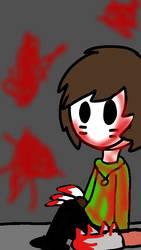 Psycho Killer giginka by xRibbon-Candyx