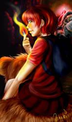 Teenage Annie by ashaki11