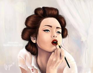 Make me beautiful by Dunjochka