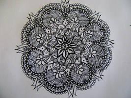 Kolam by naga-pree