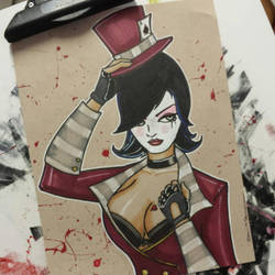 Moxxi by Wicked-Texan