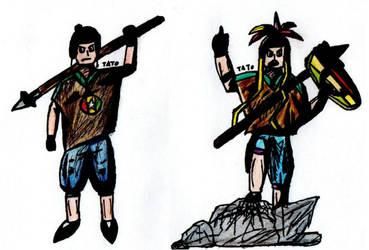 Kamayuk - Urban Rivals (Fake Character) by tefllon