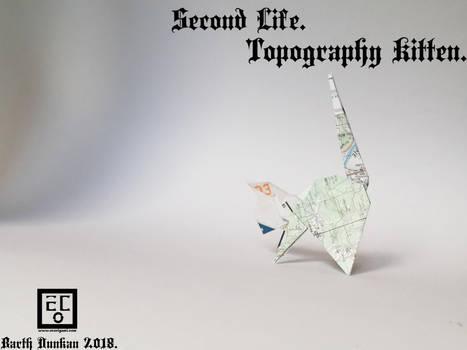 Second Life Topography Kitten  - Barth Dunkan. by Barth-Dunkan