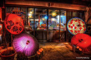 Lantern Fes in Yamaga city by TOMOHDR