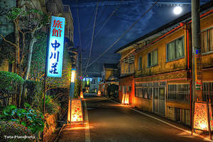 Backstreet in Japan by TOMOHDR