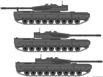 Pimp My Gun Vehicles: BM-3 by PurplePhantom104