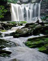 Elakala Falls II by LAlight