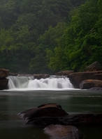 Valley Falls Morning by LAlight