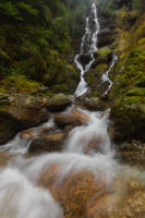 Ketchum Creek Falls by LAlight