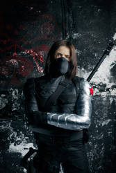 The Winter Soldier Cosplay 6 by OrangeRoom