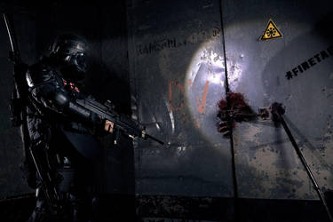 Resident Evil Cosplay 1.7 by OrangeRoom