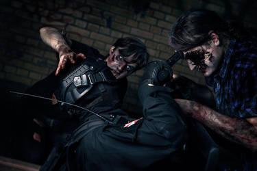 Resident Evil Cosplay 2.1 by OrangeRoom