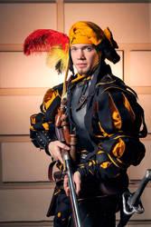 Warhammer FB - Empire Handgunner Krahen by OrangeRoom