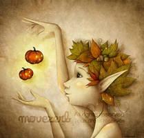 Autumn is magic by Movezerb