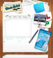 Driving Website 3 Complete by kandiart