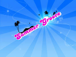 Summer Groove by kandiart