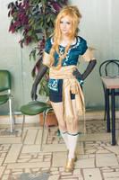 Maria Renard - Castlevania by TheIdeaFix