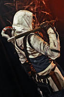 Assassins creed connor by TheIdeaFix