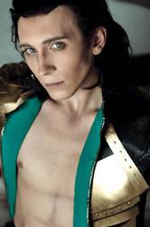 Loki the dark world by TheIdeaFix
