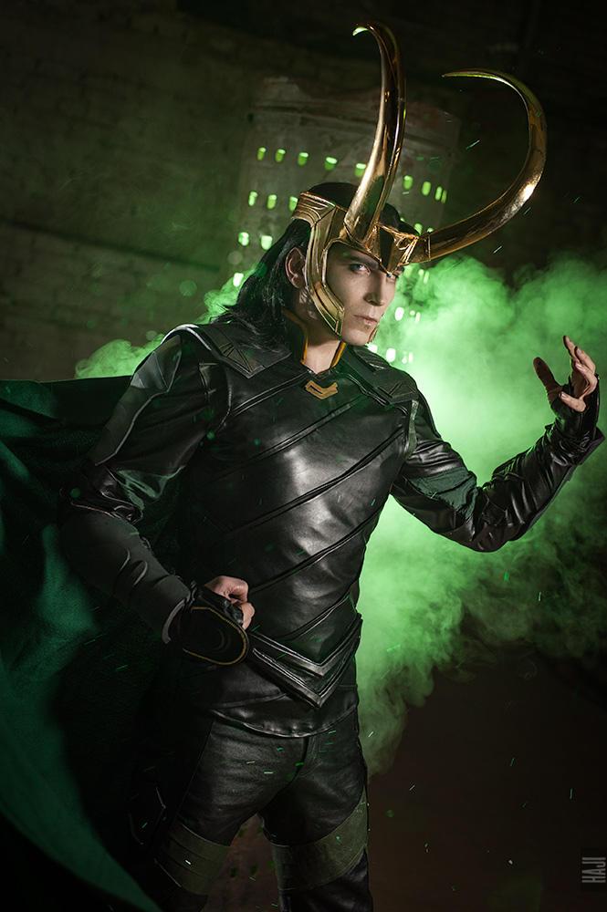 Loki Thor Ragnarok by TheIdeaFix