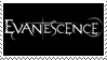 Evanescence Stamp by Mangastarr