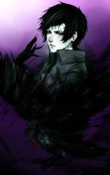 OC: The Raven by ko-yamii
